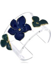 Bracelete Rincawesky Adebume Incolor Branco - Kanui