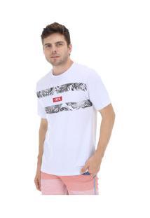 Camiseta Fatal Estampada 20566 - Masculina - Branco