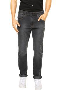 Calça Jeans Fiveblu Kentucky Preta