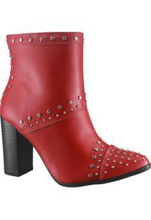 Bota Via Marte Ankle Boot