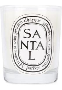 Diptyque Vela Santal - Branco
