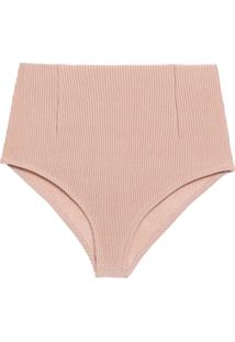 Calcinha Hot Pant Tricot - Nude