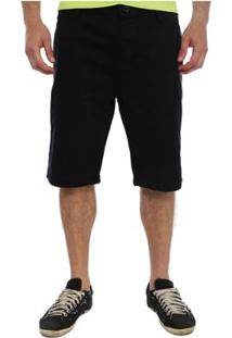 Bermuda Golf Club Chino - Masculino-Preto
