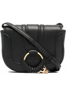 See By Chloé Hana Crossbody Bag - Preto