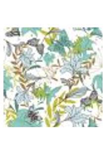 Papel De Parede Adesivo - Floral - 139Ppf