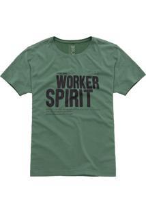 T-Shirt West Coast Worker Sipírit Pinheiro