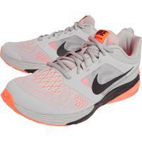 c377ae84ed Tênis Nike Tri Fusion Run Msl Cinza