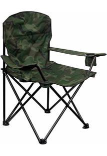 Cadeira Dobrável Pandera Poliéster Aço Esmaltado 290500 Ntk