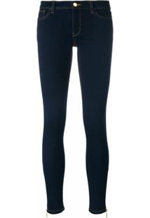 Michael Michael Kors Calça Skinny 'Ava' - Azul