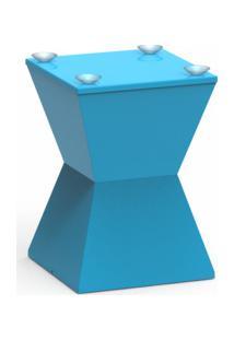 Base De Mesa Nitro Color Azul