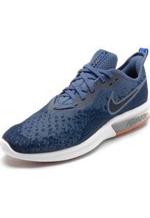 Tênis Nike Sportswear Air Max Sequent 4 Azul