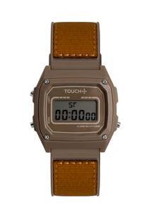 Relógio Touch Unissex Marrom Twjh02Bs/8M Twjh02Bs/8M