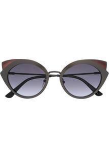 Karl Lagerfeld Óculos De Sol Gatinho Choupette - Preto