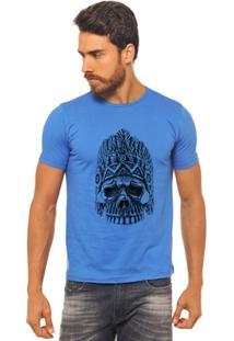 Camiseta Joss - Caveira Coroa - Masculina - Masculino
