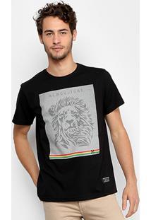 Camiseta New Skate Interm Lion Balls Masculina - Masculino