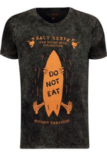Camiseta Not Eat