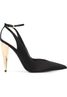 Tom Ford Scarpin 'Hill' - Preto