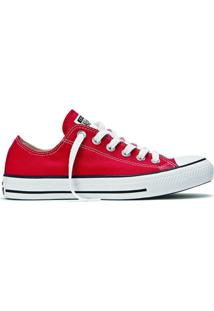 Tênis Converse All Star Ct As Core Ox - Masculino-Vermelho