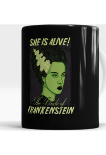 Caneca The Bride Of Frankenstein