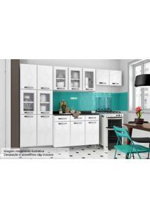 Cozinha Telasul Rubiaço 4 Peças Coz99 Branco