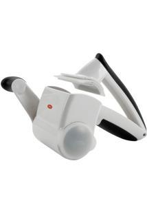 Ralador De Queijo Sw- Branco & Preto- 12,7X21X17,8Cmm.Cassab