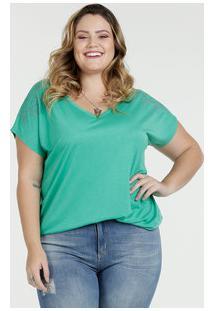e9a5cf55d4e703 Marisa Blusa Feminina Tachas Plus Size Marisa