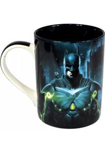 Caneca Injustice Batman X Superman Geek10 - Multicolorido