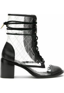Andrea Bogosian Ankle Boot Sapporo - Preto