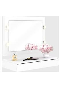 Espelho Camarim Pe2006 Branco Ammo Mobili