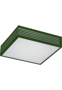 Plafon Grande 6147 Verde