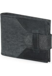 Carteira Fort Calçados Jeans - 138