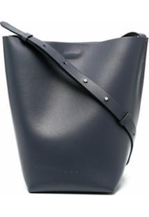 Aesther Ekme Bolsa Bucket Midi Sac - Azul