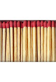 Jogo Americano Decorativo, Criativo E Descolado | Caixa De Fósforos - Tamanho 30 X 40 Cm