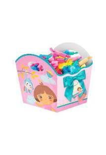 Cachepot Dora Baby 8 Unidades Festcolor