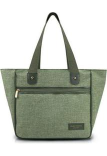 Bolsa Jacki Design Be You Feminina - Feminino-Verde