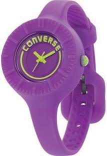 Relógio Converse Skinny Ii Lilas