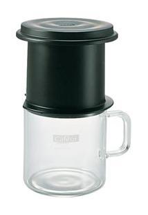 Conjunto Para Filtrar Café Com Filtro E Caneca 200Ml Em Polipropileno E Aço Inox - Hario