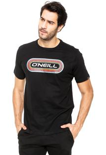 Camiseta O'Neill Boogie Preta