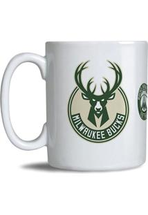 Caneca Nba Milwaukee Bucks - Unissex