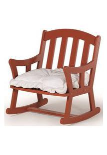 Cadeira Pet Balanço Mimo Amêndoa Com Almofadas 52Cm - 62302 Amêndoa