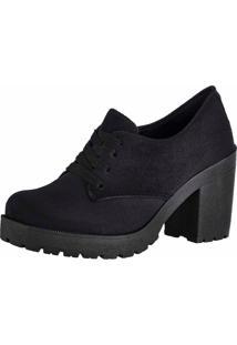 Bota Cano Curto Dr Shoes Preto