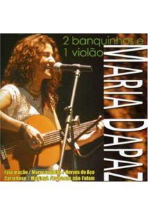 Maria Dapaz - Ao Vivo 2 Banquinhos E