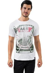 Camiseta Aes 1975 Rails Masculina - Masculino