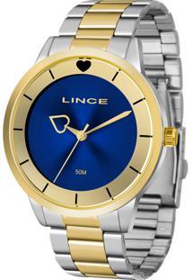 0483e7b0e94 Eclock. Relógio Dobrável Analógico Feminino Lince Orient ...