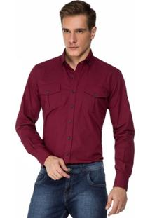 Camisa Hugo Rossi Micro - Masculino