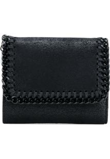 Stella Mccartney Carteira Mini - Preto