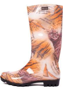 Galocha Késttou Cano Longo Tigre