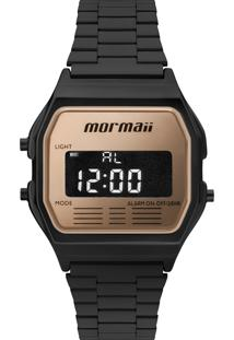 0ba05d6b8cfa2 ... Relógio Mormaii Feminino Vintage Mojh02Ao 4J