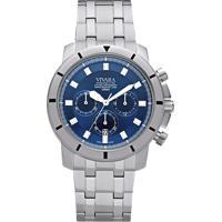 fc45b39486f Relógio Vivara Masculino Aço - Ds13148R0C-1