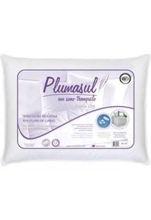 Travesseiro 90% Pena 10% Pluma De Ganso-50X70
